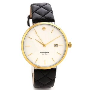 Kate Spade Metro Grand Quilted Watch